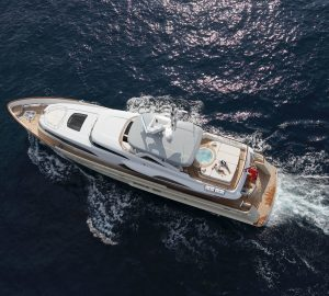 Special Offer Superyacht SOLIS: Reduced Rates for Caribbean and Bahamas Charters