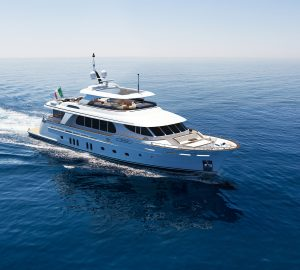 CCN builds new 31m Fuoriserie superyacht designed by Guido de Groot