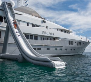 Luxury Superyacht DREAM has an Amazing Offer for You