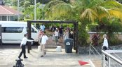 Day one - Arrival in Grenadines and greeted by AXIOMA crew
