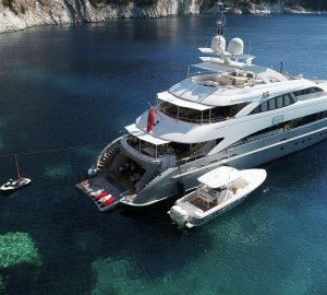Special offer: 20% off Bahamas and Turks & Caicos charters aboard luxury yacht G3