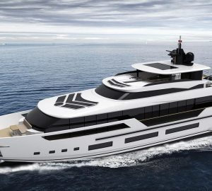 Heysea receives order of three superyachts from Chinese client