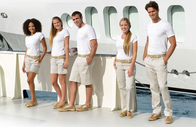 Superyacht Crew Salaries First Report Released Yacht Charter