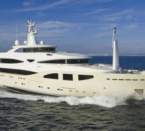 Special offer: Discounted charters on superyacht MARAYA in the Mediterranean