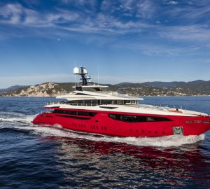 Palumbo Superyachts takes over at Mondomarine Savona shipyard