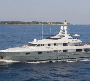 2017-Refitted Yacht MOSAIQUE Offers Charter Vacations in the West Mediterranean