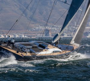 Sailing Yacht SATISFACTION from Southern Wind delivered