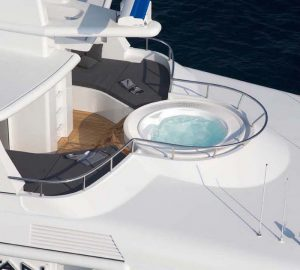 Special offer: 20% off charters aboard M/Y Cyan in the Caribbean