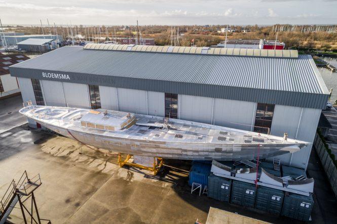 TC127-3 launched at Bloemsma Aluminiumbouw facilities