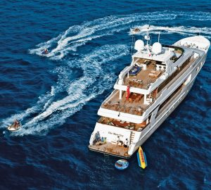 Special Charter Offer: Superyacht ONE MORE TOY in the Caribbean