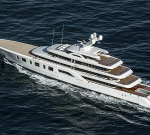 Superyacht Review: 92m AQUARIUS by Feadship