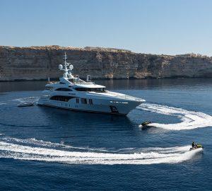Yacht Review: Magnificent 55m M/Y Ocean Paradise