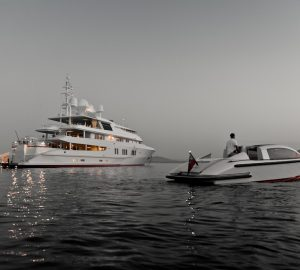 Last minute charters aboard M/Y Coral Ocean in the Caribbean