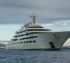 Dilbar – The Secretive Superyacht Titan
