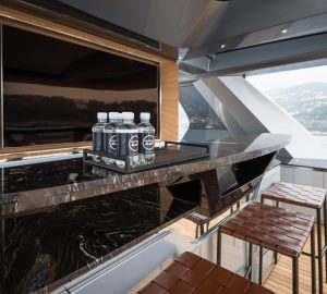 Magma Srl, suppliers of exquisite marble for Dynamiq Superyachts
