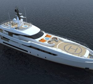 First WIDER 165 M/Y Cecilia nears completion