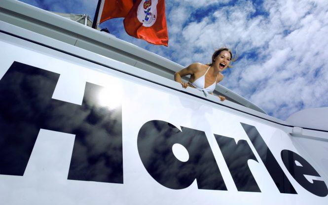 Harle - endless fun aboard