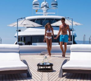 A Day in the Life of Charter Yacht Guests