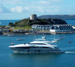 Princess Yacht IMPERIAL PRINCESS BEATRICE For Charter West Mediterranean