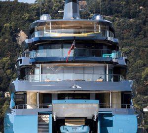 Superyacht Aviva: The award-winning flagship from Abeking & Rasmussen