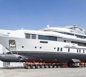 Benetti Shipyard Launch 49m Luxury Yacht ELALDREA+