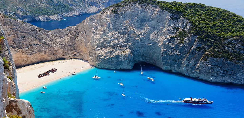 Greek Island Beaches: Yacht Charter & Superyacht News