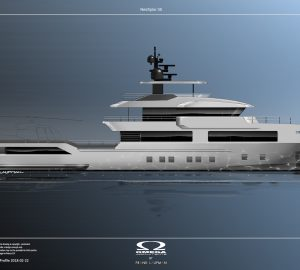 New NedXplor 38 Superyacht concept by Omega Architects & Van Oossanen
