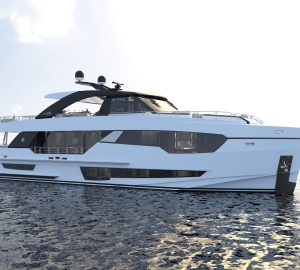 In Video: Ocean Alexander unveils OA90r concept superyacht