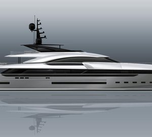 New 49m Rossinavi superyacht project sold