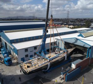 Southern Wind launches Sailing Yacht SEATIUS