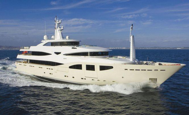 Superyacht MARAYA