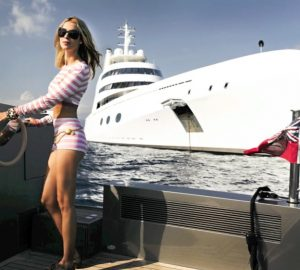 Spotlight: The female superyacht designers and owners on International Women's Day