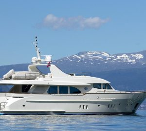 29m motor yacht CIAO refitted by MOONEN