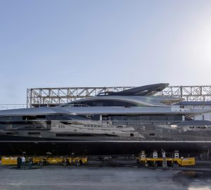 Rossinavi launch 49m motor yacht FLYING DAGGER (FR036)