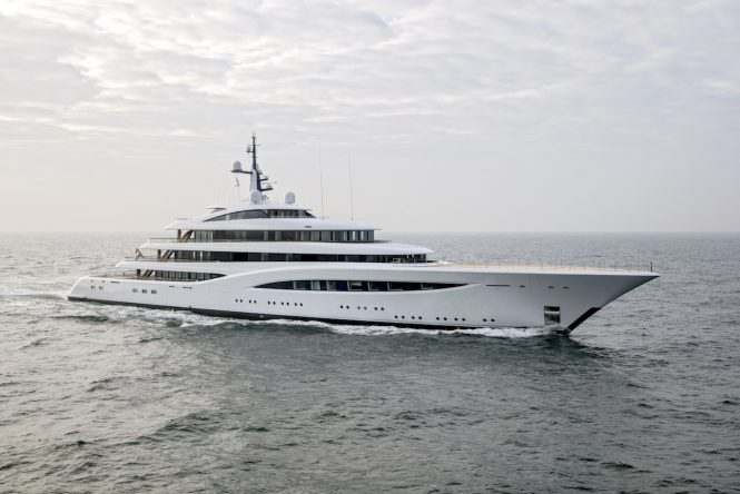 Faith - Copyright Feadship