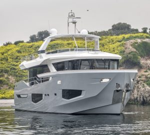 Numarine unveils details of new expedition yacht Gioia