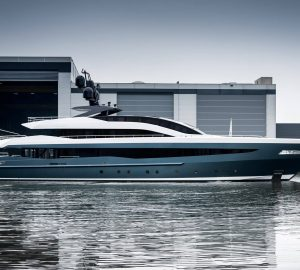 Yacht Launch: Heesen 51-metre Irisha