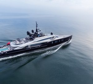 Top 11 luxury yachts available to charter in the East Mediterranean