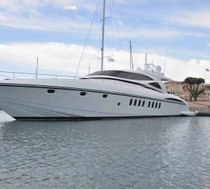 Amalfi Yacht Charter Special: No Repositioning Costs for 27m AMIR III