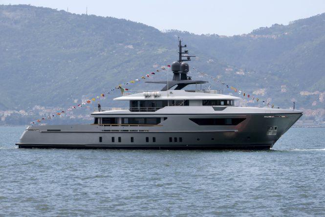 Sanlorenzo Launch fourth explorer yacht 460Exp-128