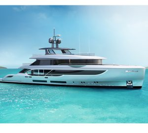 41-metre motor yacht concept Oasis 135 debuts at Singapore Yacht Show
