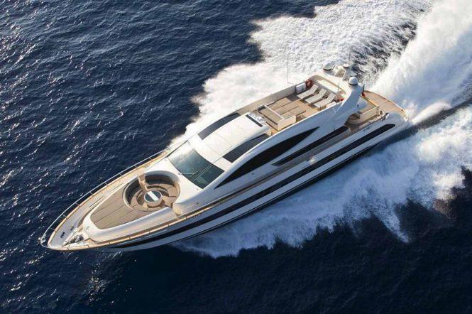 TOBY motor yacht