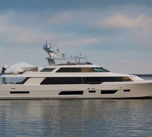 Westport Sells fifth yacht of the 34m Westport 112 Series: Hull 7762