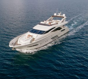 Discounted Yacht Charter in May & June aboard 24m SAINT ANNA 1