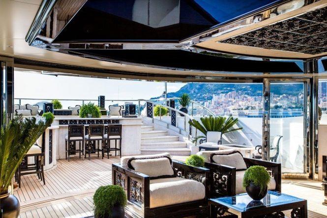 amazing sun deck