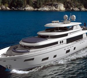 Johnson Yachts delivered 34m Mitan