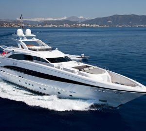Great Charter Deal for 44m West Med motor yacht JEMS