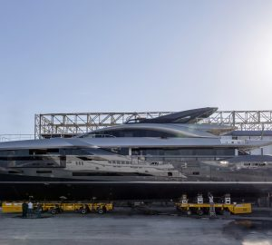 First Images & Video of 49m Superyacht Flying Dagger