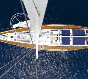 33m Sailing Yacht AMADEUS available in Greece for a Special Last Minute Deal