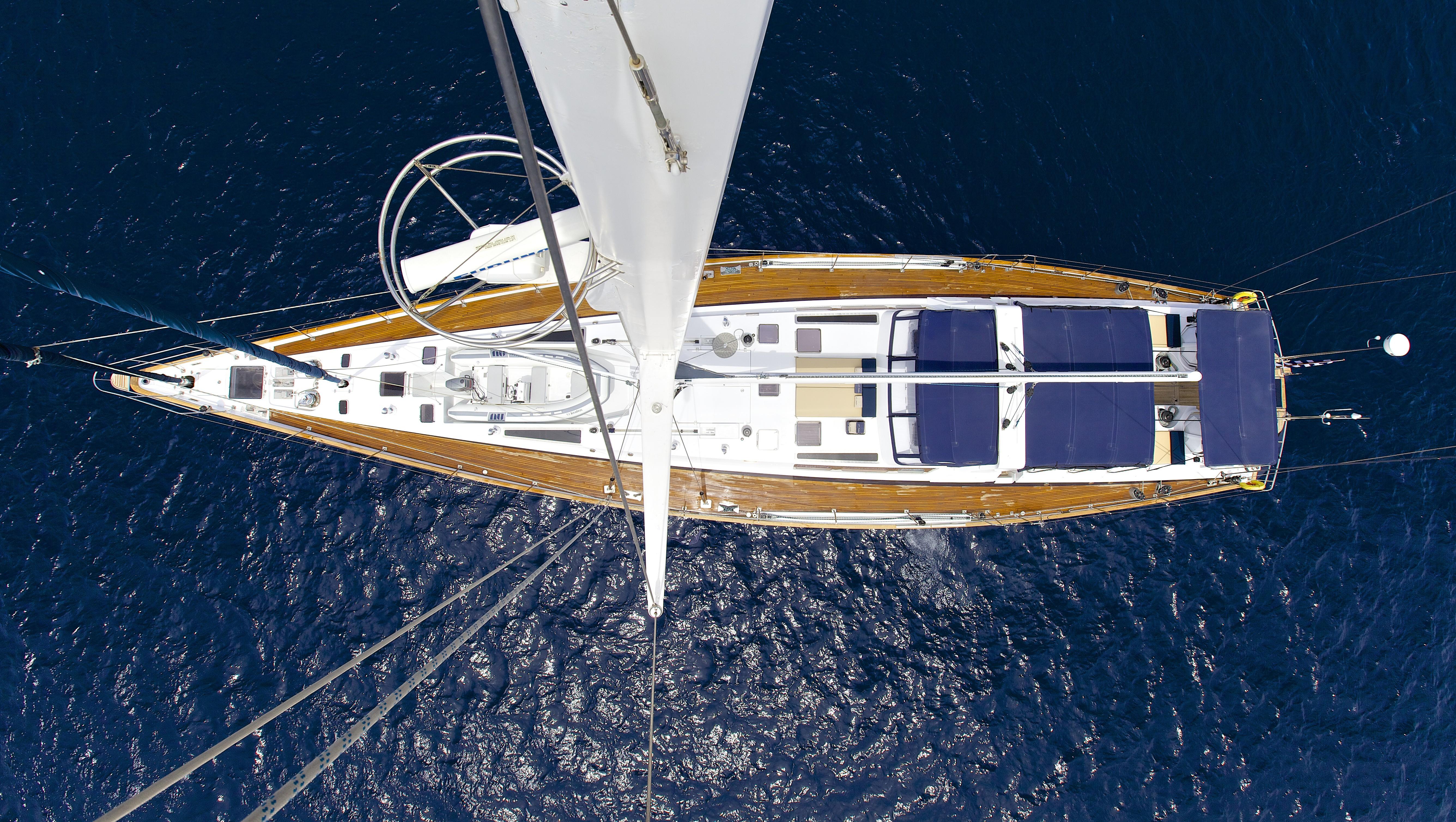 Aerial view of AMADEUS